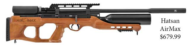 Straight Shooters Precision Airguns
