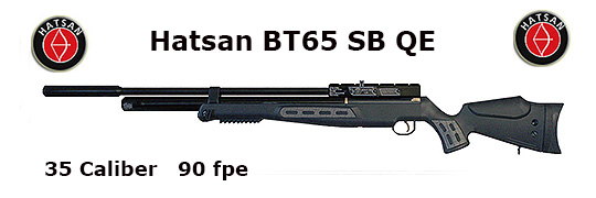 Hatsan BT65 Quiet Energy .35 Caliber