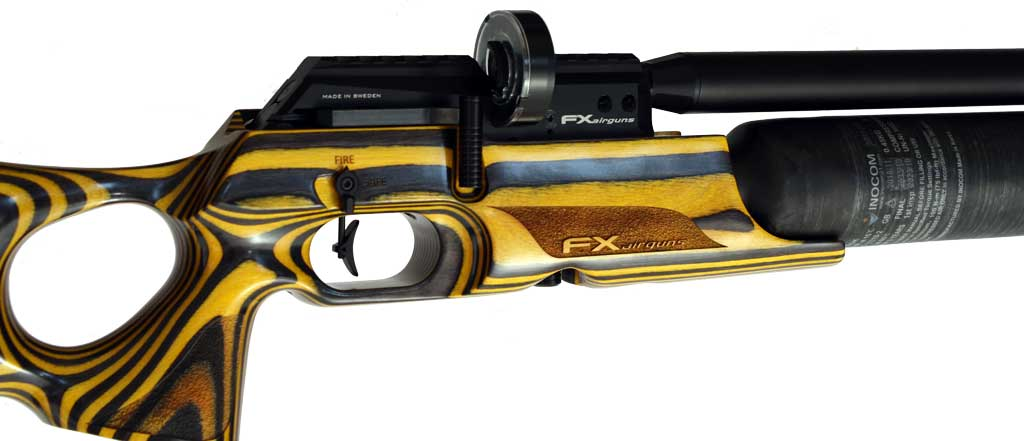 FX Continuum Yellowjacket Safety