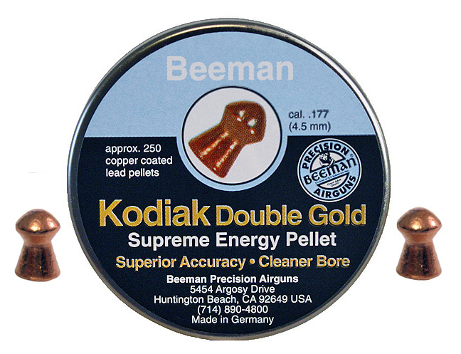 Beeman Kodiak Double Gold .177