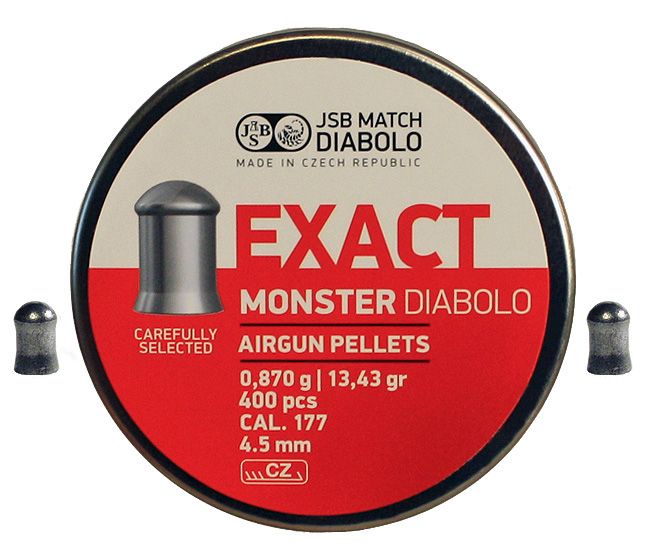 JSB Exact Monster .177