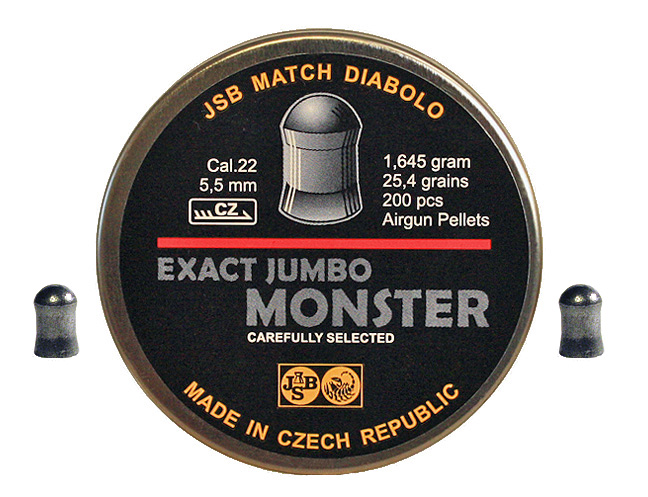 JSB Exact Monster .22
