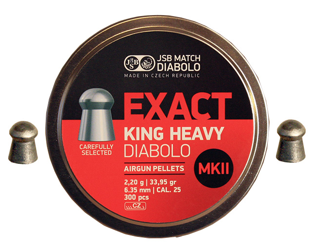 Exact Kings MKII 25 Heavy - 33.95 gr