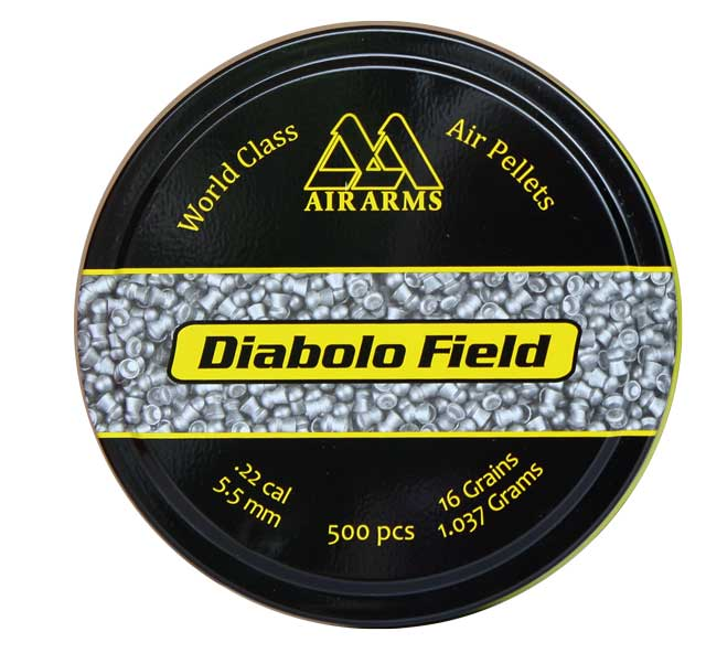 Field .22 5.51mm, 16g, Dome 500ct