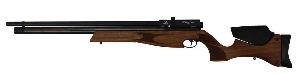 Air Arms S510 XS Ultimate Sporter Walnut