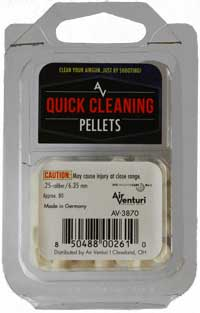 Beeman Cleaning Pellets .25