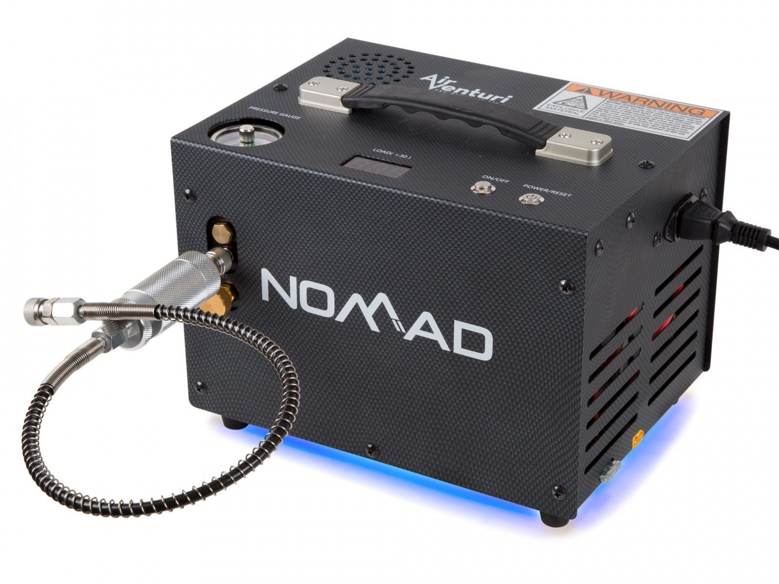 Nomad II 4500 psi Air Compressor