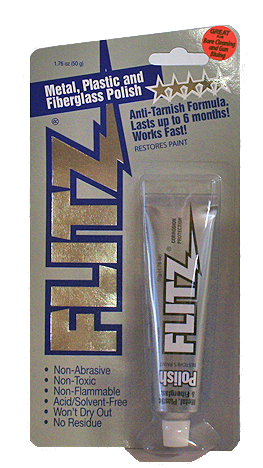 Flitz Metal, Plastic and Fiberglass Polish