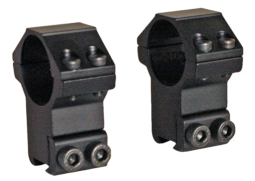 Leapers RGPM-25H4 2 Piece Mounts