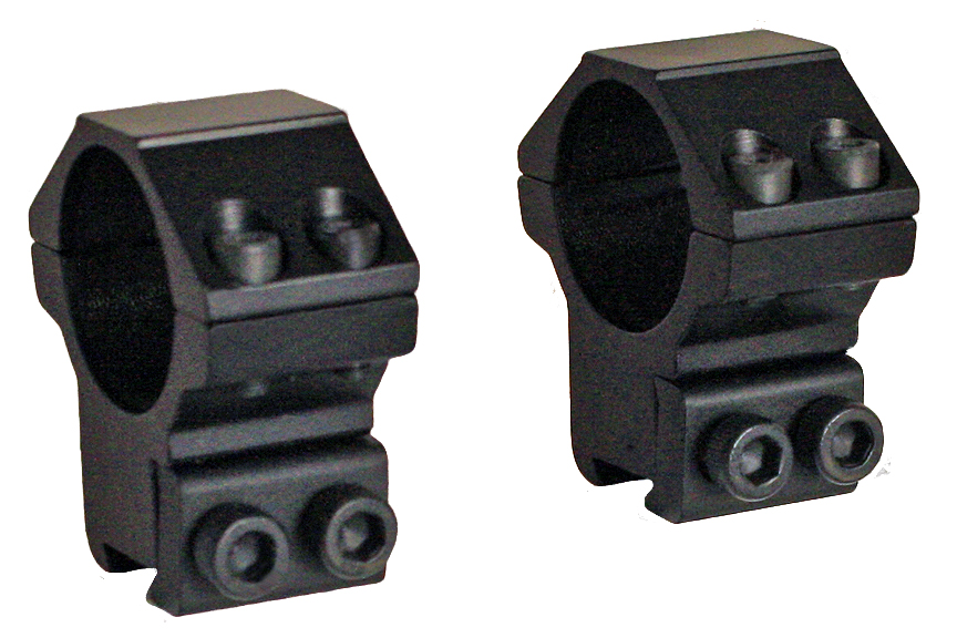 Leapers RGPM-25M4 2 Piece Mounts
