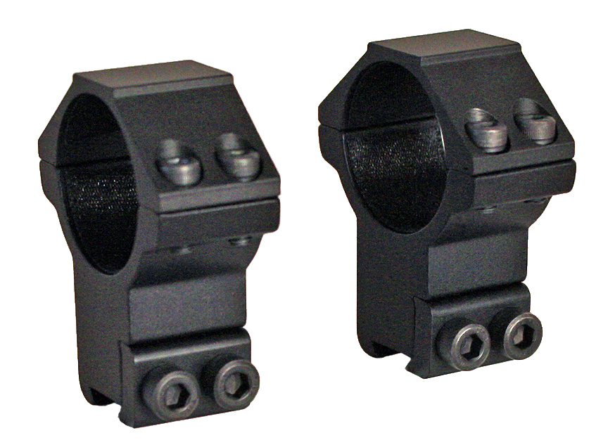 Leapers RGPM-30H4 2 Piece Mounts
