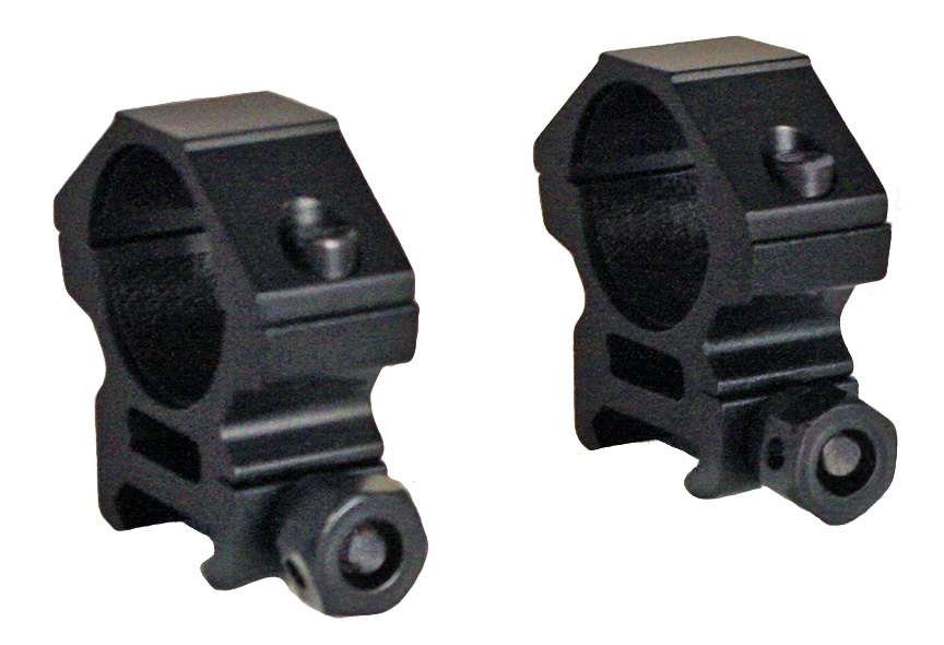 Leapers RGWM-25L2 2 Piece Mounts