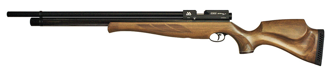 Air Arms S500 Extra FAC Super-Lite .22 Poplar