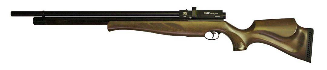 Air Arms S510 Extra FAC Super-Lite .22 Poplar