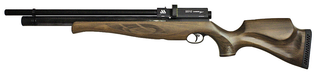 Air Arms S510 Extra Carbine FAC Super-Lite .22 Poplar