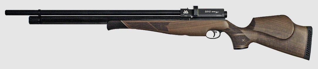 Air Arms S510 Extra FAC Super-Lite .22 Walnut