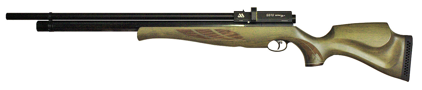 Air Arms S510 Super-Lite .177 Hunter Green
