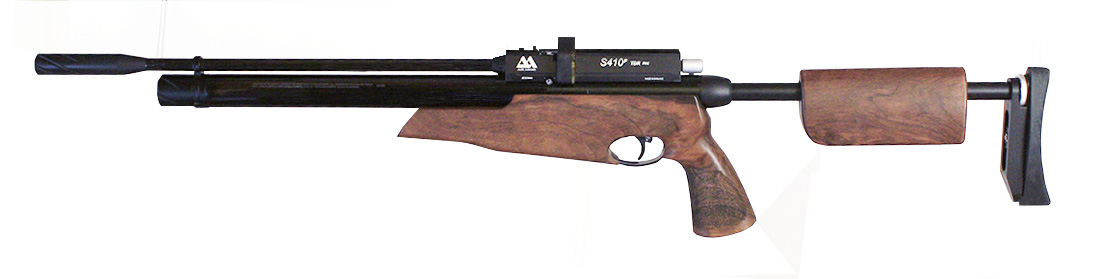 410 22 Take Down Rifle Ambi