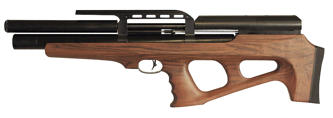 FX Wildcat .22 Wood