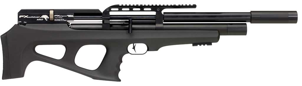 FX Wildcat MKII 25 Caliber Compact Synthetic