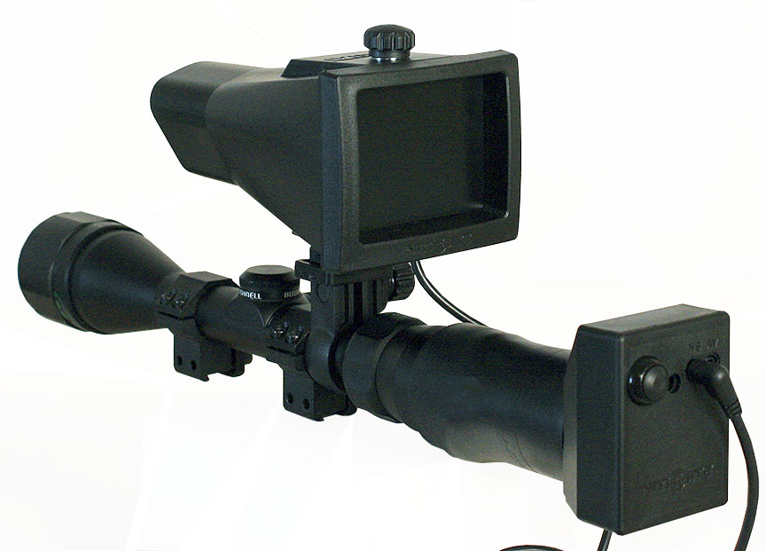 NiteSite Viper Scope Mounted Night Vision System