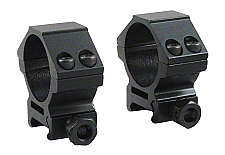 Leapers RGWM-30L4 2 Piece Mounts