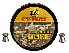 RWS R10 Match .177 (Heavy) Rifle