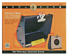 Heavy Metal Pellet and Bullet Trap