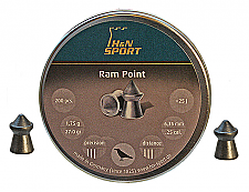 H&N Ram Point .25