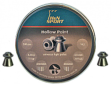 H&N Hollow Point .177