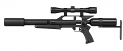 Talon P Carbine .25 Pistol with Spin-Loc Bottle