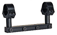 "Sun Optics 7702 1 Piece 1"" Ultra High Adjustable Mount"
