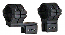 BKL 302 2 Piece Medium 30mm Offset Mounts